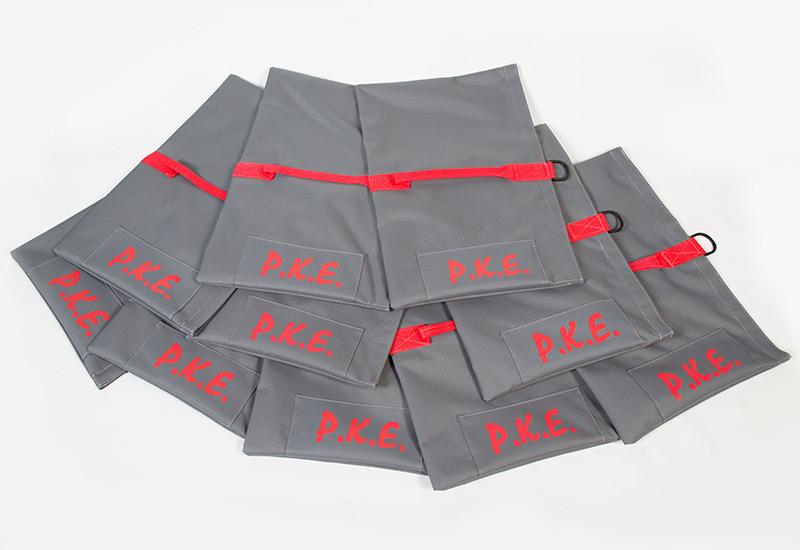 PKE sandbags