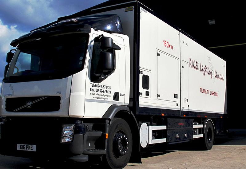 PKE Truck