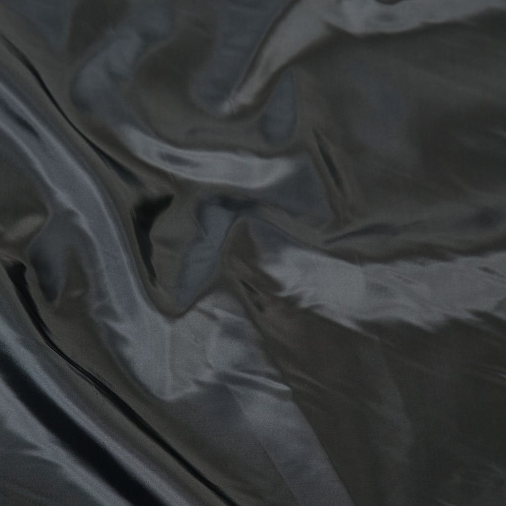 China Silk Black
