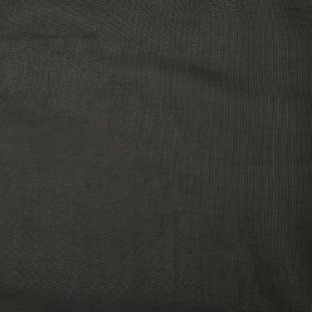quarter black silk