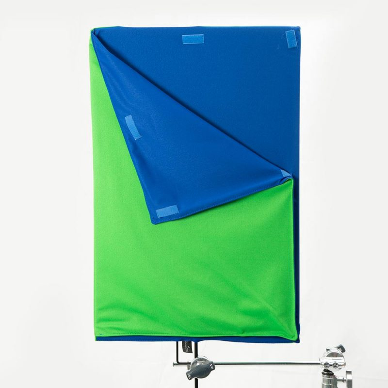 Blue Green Chromakey floppy