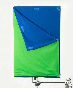 Blue Green Chromakey floppy